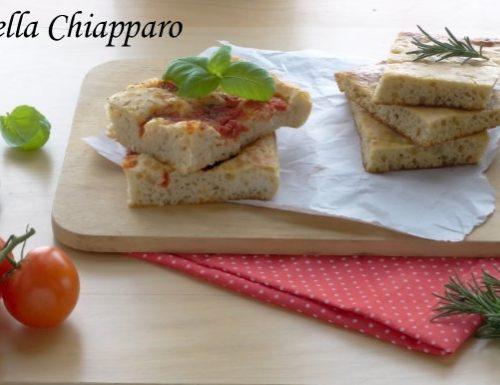 Pizza e focaccia con impasto veloce in ciotola | Ricetta facile