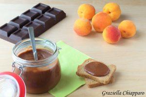 Confettura di albicocche e cioccolato   Ricetta facile