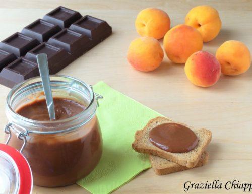Confettura di albicocche e cioccolato | Ricetta facile