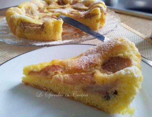 Torta Pere e Cannella, ricetta dolci