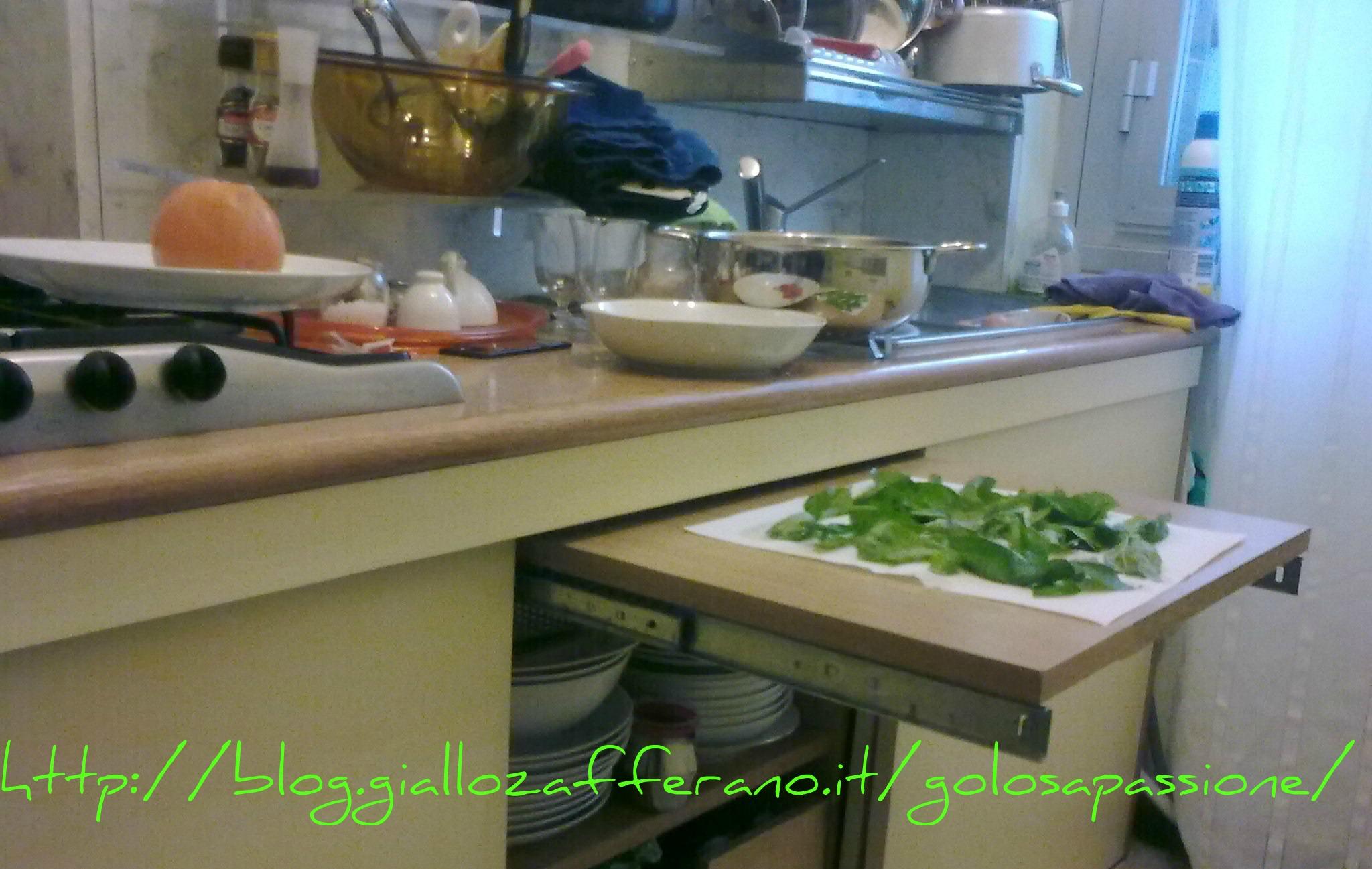 Aromi e metodo di conservazione lo specchio in cucina - Aromi in cucina ...