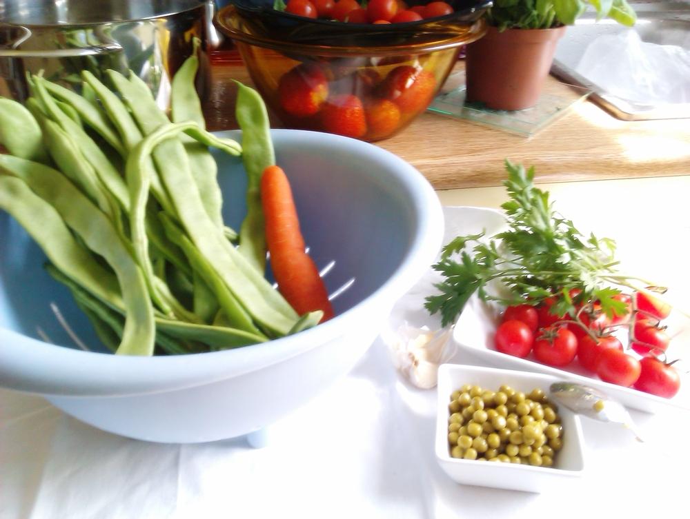 Taccole ricette contorni ricette primi piatti piselli mangiatutto lo specchio in cucina