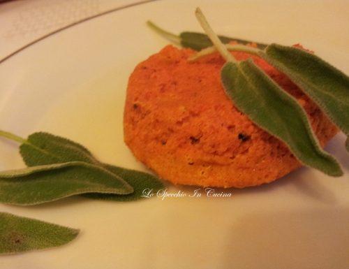 Flan di barbabietole , ricetta frutta & verdura