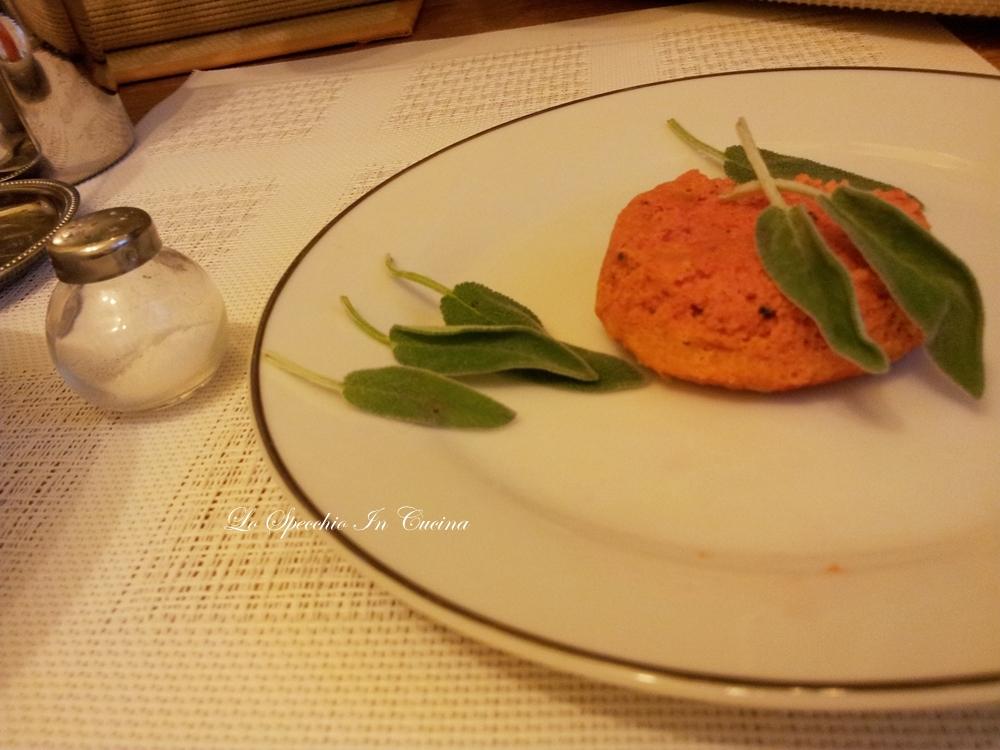 Flan di barbabietole ricetta frutta verdura lo specchio in cucina - Glasse a specchio alla frutta ...