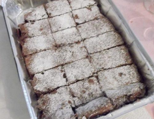 Torta al cioccolato , ricetta dolci
