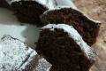 Ciambella cacao e latte di mandorla
