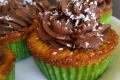 Cupcakes ciocco-cocco-menta