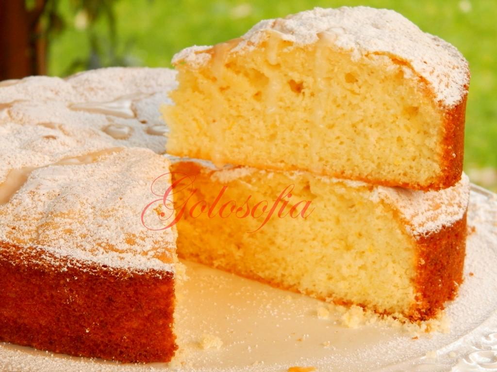 Torta al limone-ricetta torte-golosofia