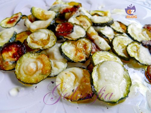 Zucchine gratinate con mozzarella, ricetta semplice contorni