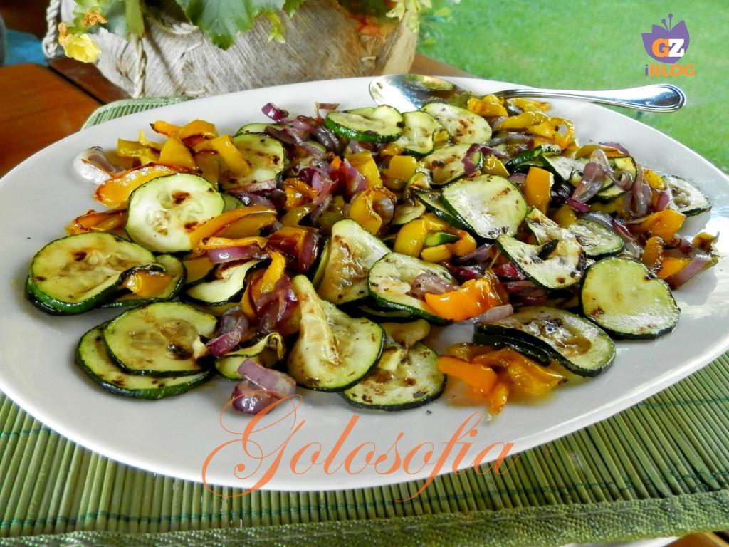 Verdure miste ricetta light al crisp for Ricette di verdure
