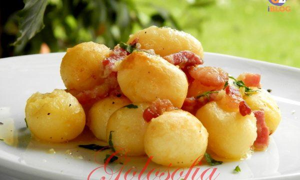 Patate rustiche alla pancetta, ricetta gustosa contorni