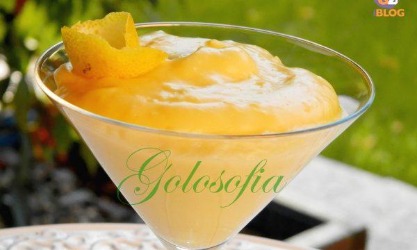 Crema pasticcera al limone, ricetta base