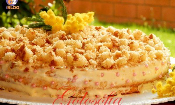 Torta mimosa al limoncello, ricetta festa della donna