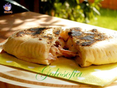 Calzoni in padella, ricetta lievitati