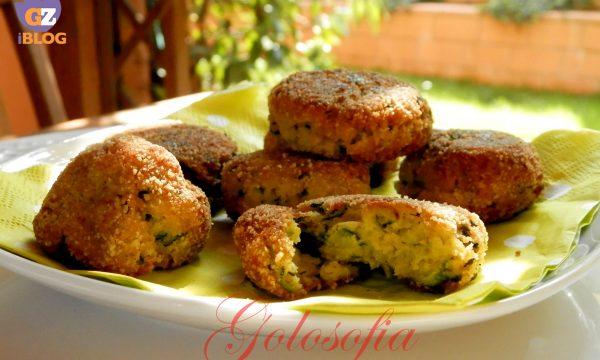 Polpette di zucchine, ricetta veloce e gustosa