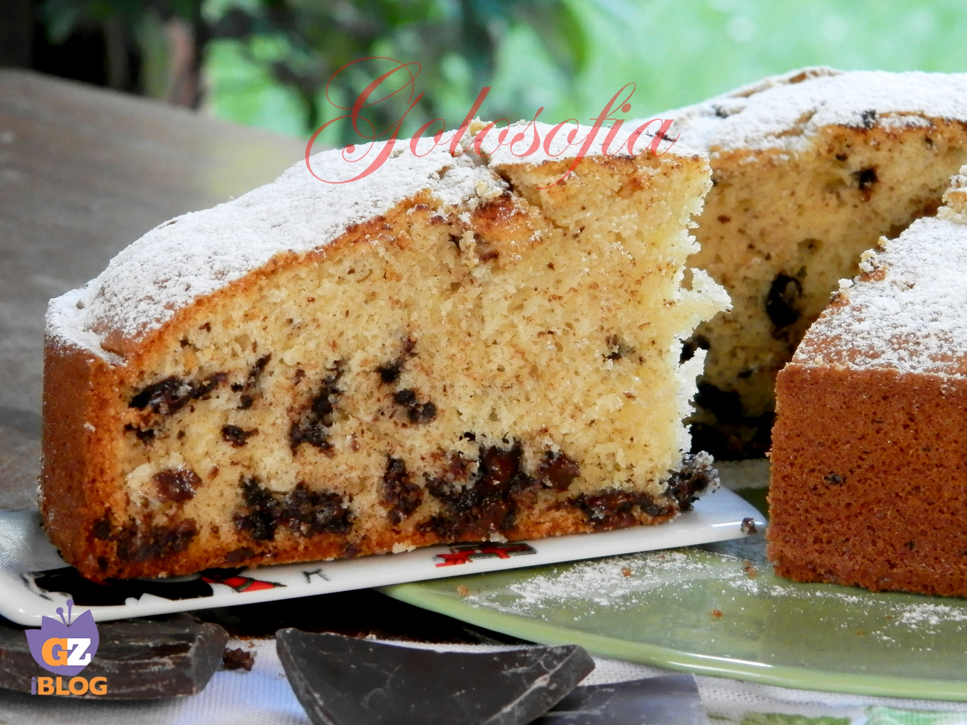Torta stracciatella-ricetta torte-golosofia