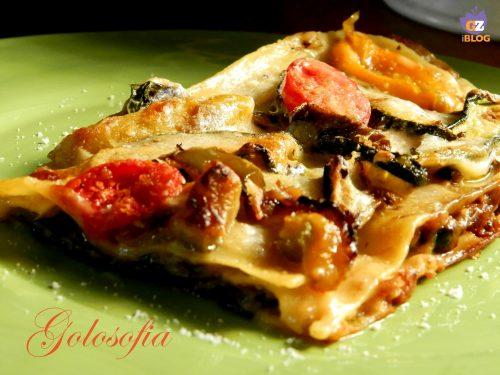 Lasagne vegetariane, ricetta primi piatti