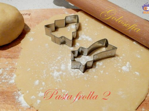 Pasta frolla 2, ricetta base