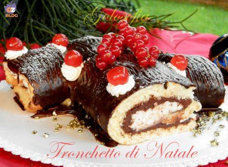 Tronchetto di Natale, ricetta golosissima!