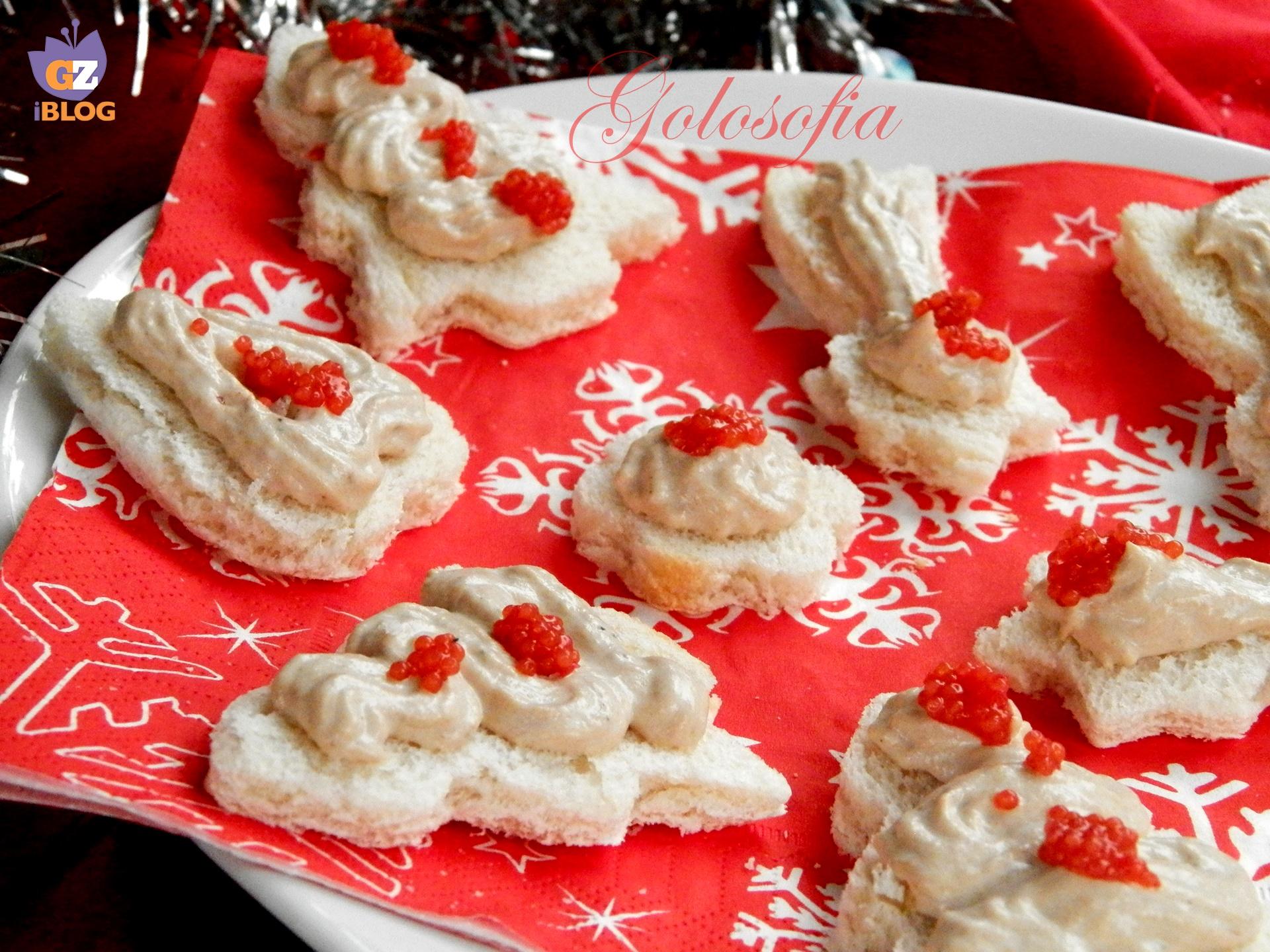 Antipasti Di Natale Con Tonno.Tartine Con Tonno E Philadelphia Ricetta Capodanno