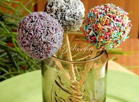Cake pops, ricetta buonissima!