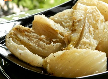 Finocchi al parmigiano, ricetta gustosissima