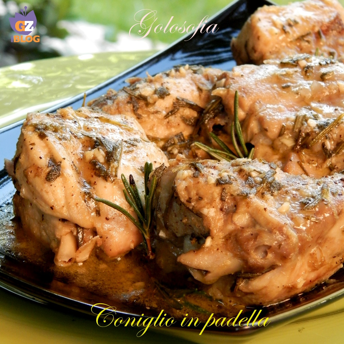 Coniglio in padella ricetta tradizionale for Cucinare coniglio