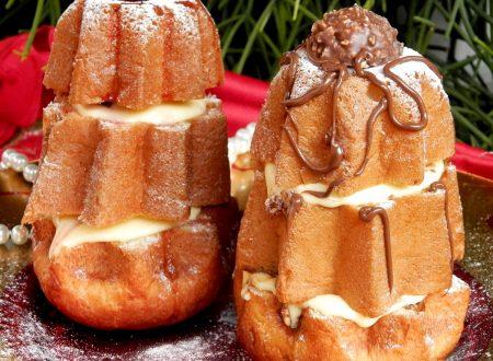 Pandorini golosi, ricetta di Natale