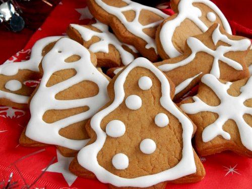 Biscotti pan di zenzero, ricetta di Natale