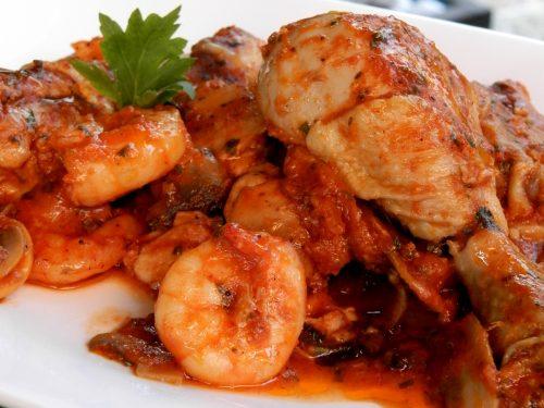 Pollo alla marengo, ricetta squisita