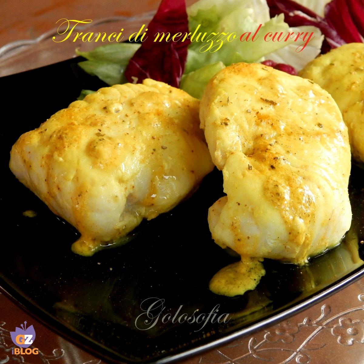 Tranci di merluzzo al curry, ricetta gustosa leggera