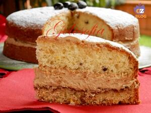 Torta 7 vasetti con crema al cappuccino-ricetta torte-golosofia