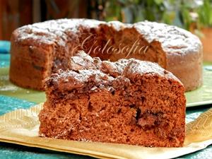 Torta alla nutella-ricetta torte-golosofia