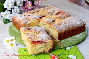 Torta primavera-ricetta torte-golosofia