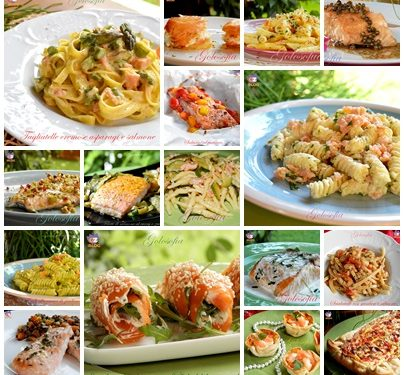 22 ricette infallibili con il salmone, semplici e buonissime!