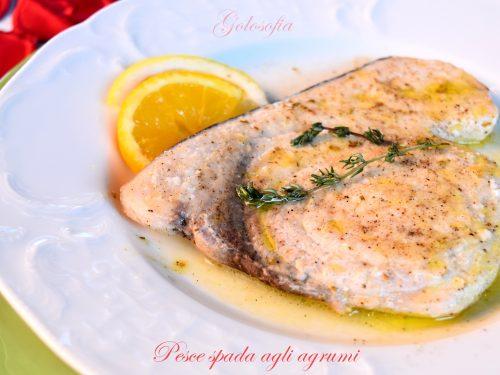 Pesce spada agli agrumi, ricetta veloce gustosissima