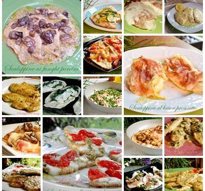 Scaloppine di carne: le mie migliori ricette! semplici e golose