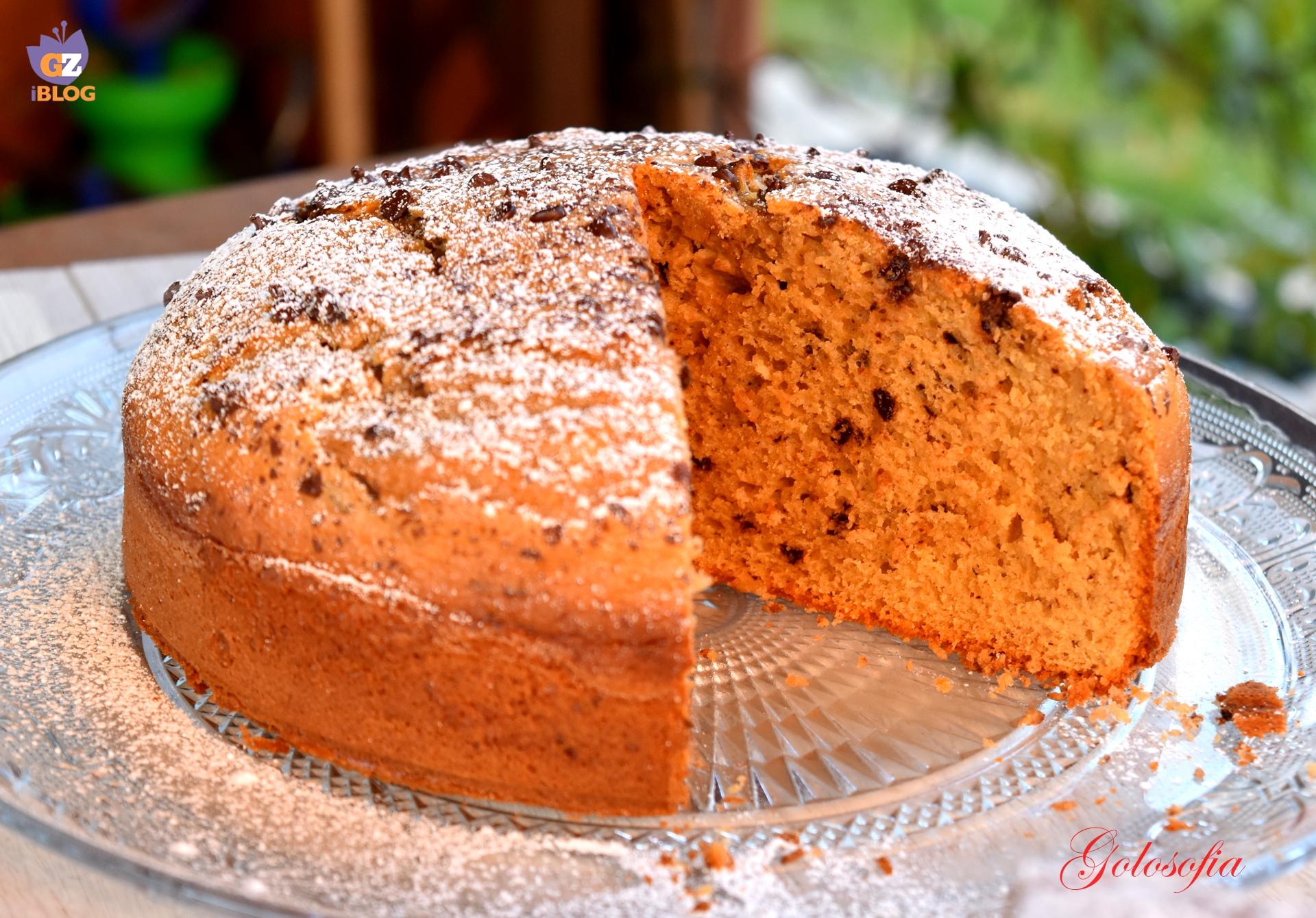 Torta ciocco-caffè-ricetta torte-golosofia