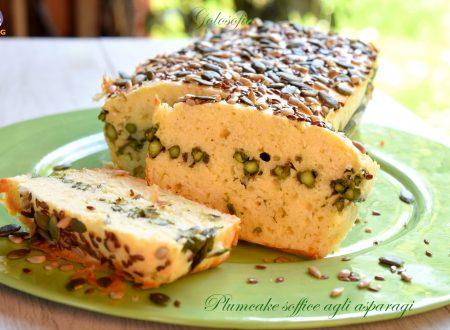 Plumcake soffice agli asparagi, ricetta semplice e buonissima!