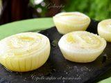 Cipolle stufate al microonde-ricetta contorni-golosofia