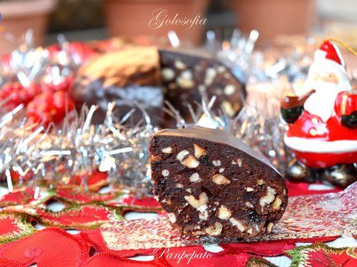 Panpepato o Pampepato, dolce tradizionale buonissimo di Natale