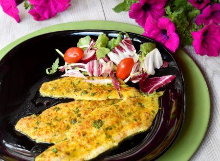 Filetti di sogliola al curry e limone, gustosissimi e leggeri