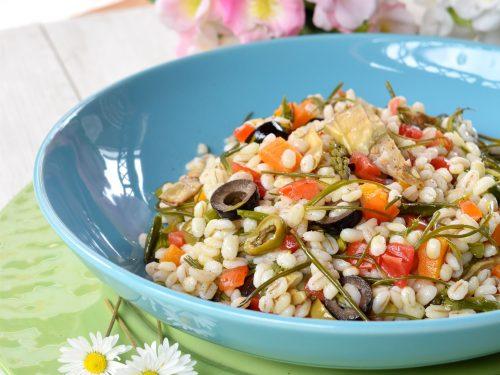 Orzotto fantasia di Primavera, ricetta semplice gustosissima