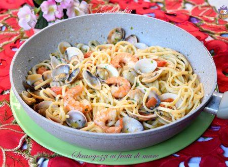 Strangozzi ai frutti di mare, ricetta semplice e squisita