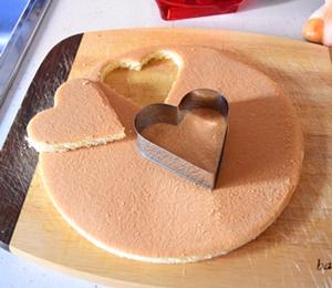 Cuori morbidi con crema al latte e Nutella-ricetta dolci-golosofia