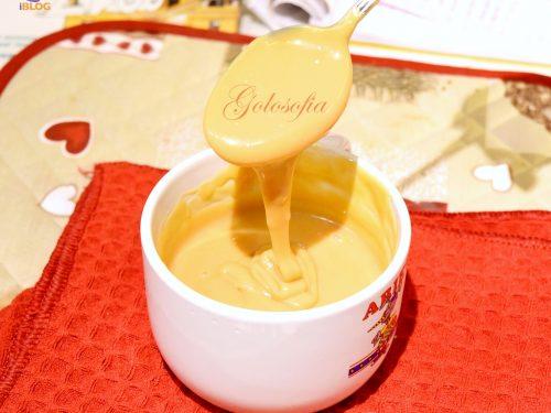 Salsa al caramello Mou o Dulce de leche, semplice e buonissima!