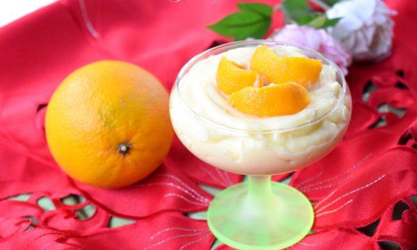 Crema pasticcera all'arancia, ricetta semplice per torte e crostate
