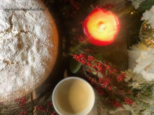 torta paradiso senza glutine e senza lattosio