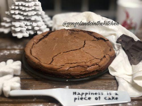 torta tenerina senza glutine e senza lattosio