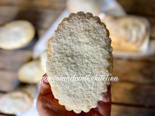 Pasticciotti Pugliesi o leccesi senza glutine e senza lattosio